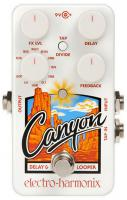 Pédale looper Electro harmonix Canyon Delay & Looper
