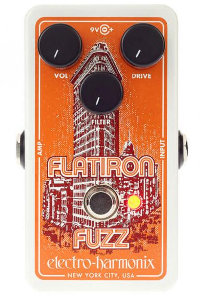 Pédale overdrive / distortion / fuzz Electro harmonix Flatiron Fuzz/Distortion