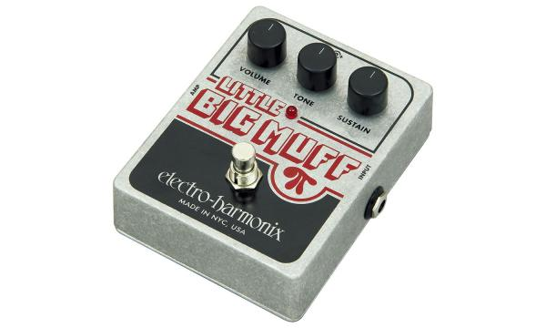 Pédale overdrive / distortion / fuzz Electro harmonix Little Big Muff Pi