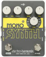 Pédale synthétiseur guitare Electro harmonix Mono Synth Guitar Synthesizer