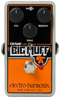 Pédale overdrive / distortion / fuzz Electro harmonix Op-Amp Big Muff Pi