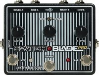 Footswitch & commande divers Electro harmonix SWITCHBLADE PRO