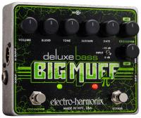 Pédale overdrive / distortion / fuzz Electro harmonix DELUXE BASS BIG MUFF