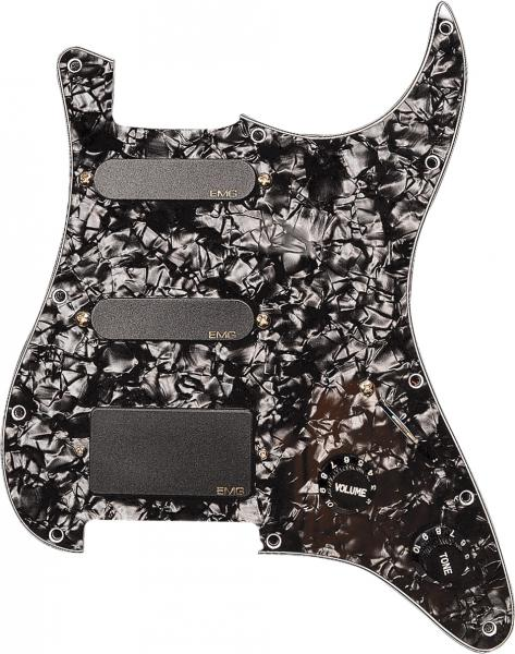 Micro guitare electrique Emg                            Steve Lukather SL20 Pro Set