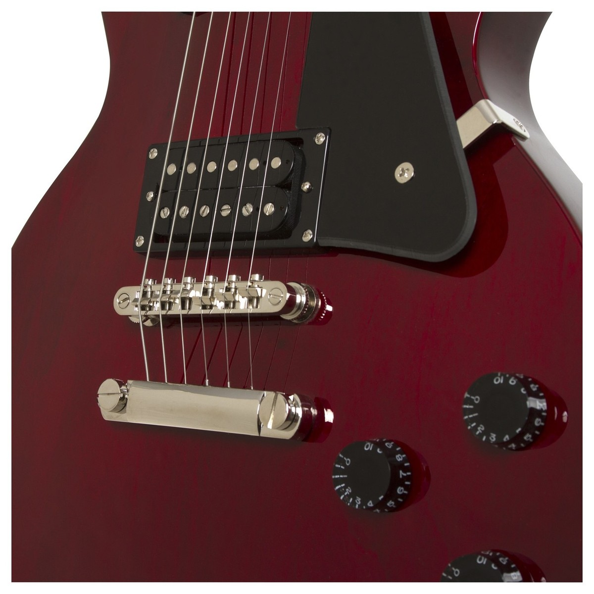 Epiphone Les Paul Studio 2018 Wine Red Red Solid Body Electric Guitar