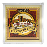 2067 Earthwood Mandolin Light  9-34 - Jeu de cordes