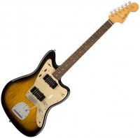 Guitare électrique solid body Fender 60th Anniversary 1958 Jazzmaster (USA, RW) - 2 tone sunburst