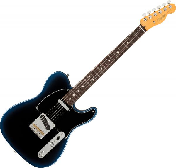 Guitare électrique solid body Fender American Professional II Telecaster (USA, RW) - Dark night