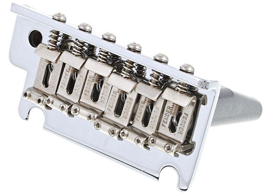 American Standard Stratocaster Tremolo Bridge Assembly ('08-Present)