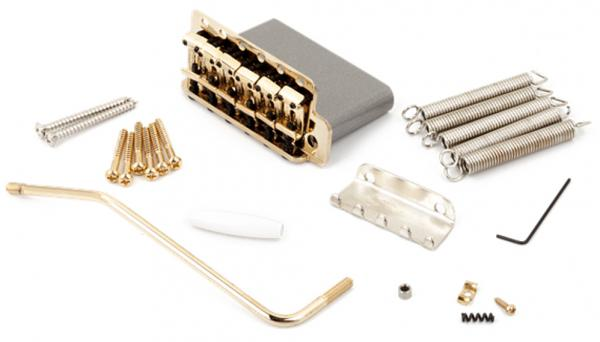 Vibrato complet Fender American Vintage Series Stratocaster Tremolo Assembly - Gold
