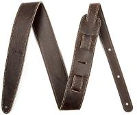 Courroie sangle Fender Artisan Crafted Leather Straps 2inc. - Brown