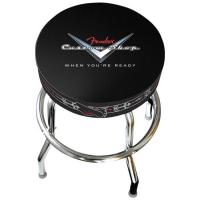 Tabouret Fender Merchandising (sièges) - Bar Stool Custom Shop Pinstripe 30