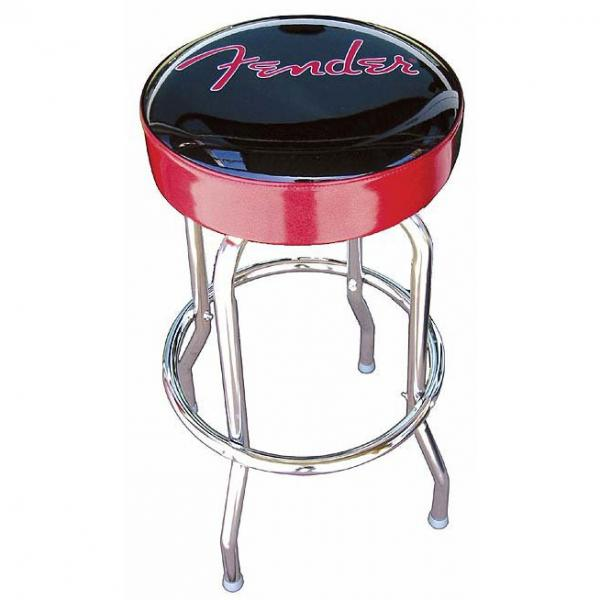 Tabouret bar stool Fender BarStool Black & Red - 30in