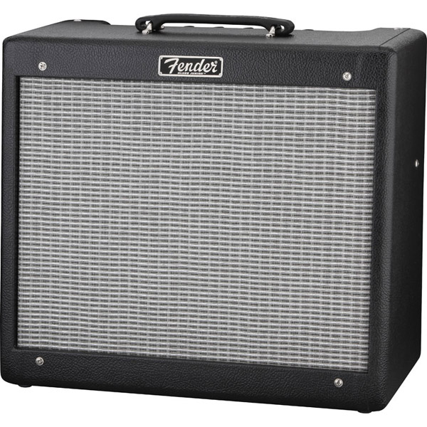 Combo ampli guitare électrique Fender Blues Junior III - Black
