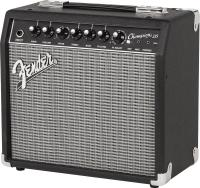 Combo ampli guitare électrique Fender Champion 20 - Black