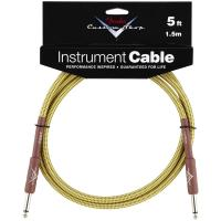 Câble Fender Custom Shop Instrument Cable Tweed - 1.5m