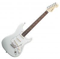 Custom Shop Stratocaster Jeff Beck (USA, RW) - olympic white
