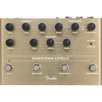 Pédale overdrive / distortion / fuzz Fender Downtown Express
