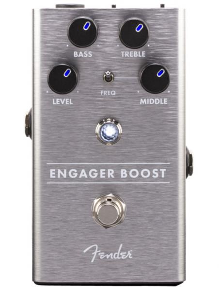 Pédale volume / boost. / expression Fender Engager Boost