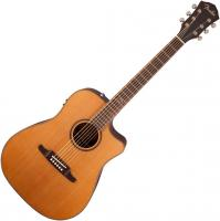 Guitare folk Fender F-1020SCE Dreadnought (LAU) - Natural