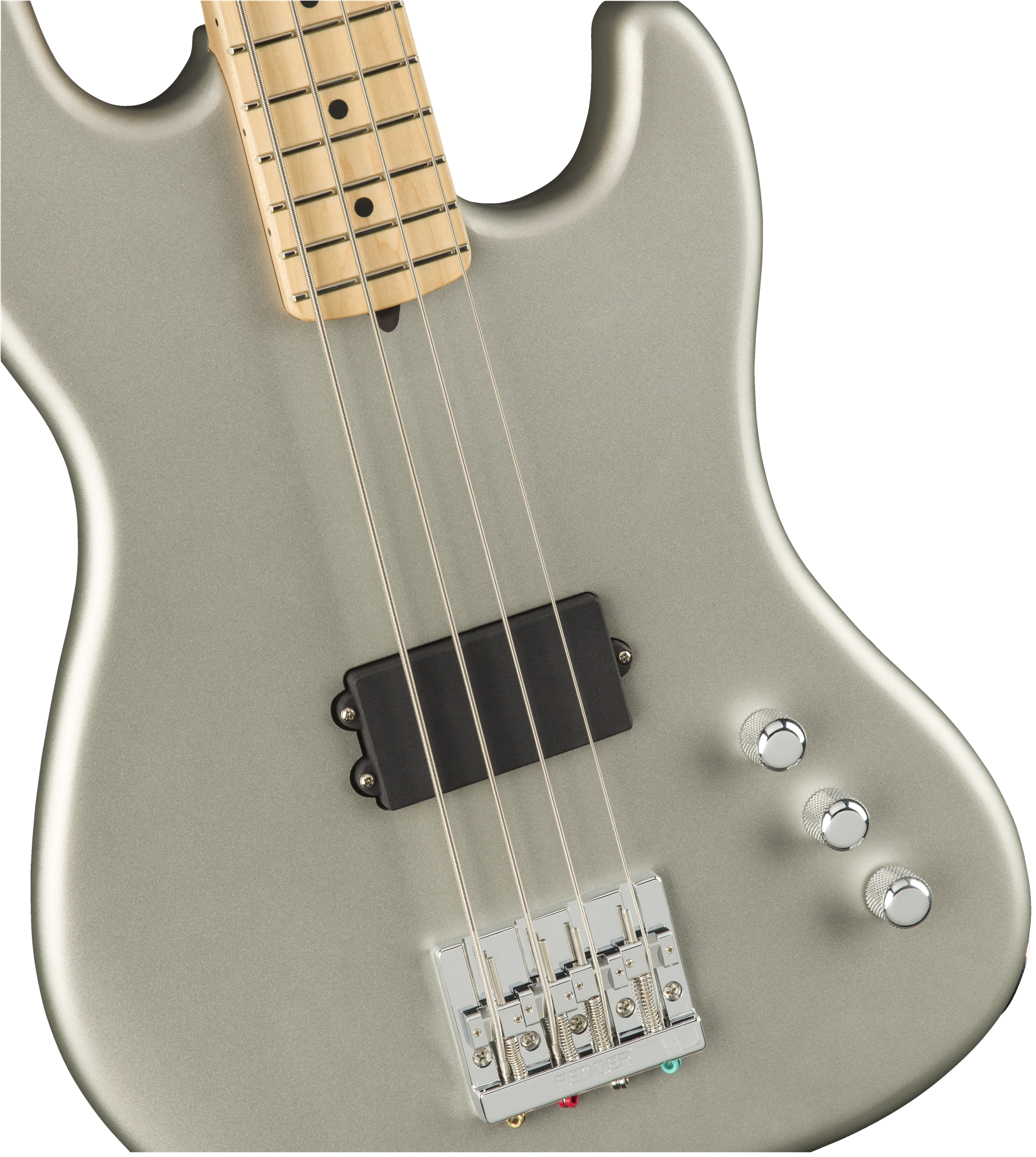 Flea Jazz Bass Fender grise