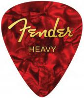 Tapis de souris Fender Heavy Pick Mouse Pad - Red