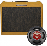 Combo ampli guitare électrique Fender Hot Rod Deluxe III A-Type FSR - Lacquered Tweed