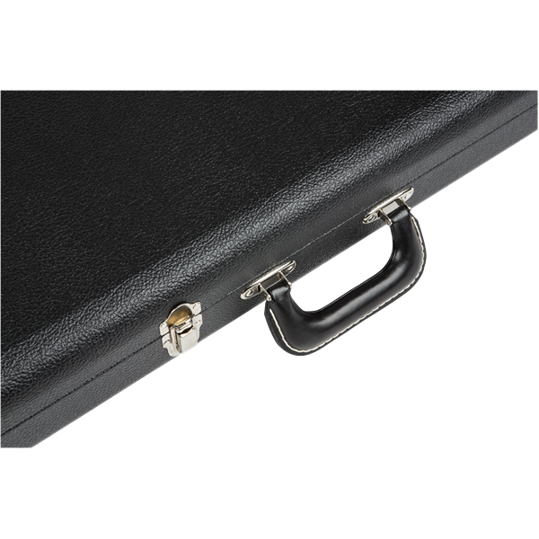 0d9978907b ... image Jazz Bass Multi-Fit Hardshell Case - Black With Orange Interior  ...