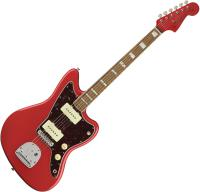 Guitare électrique solid body Fender 60th Anniversary Jazzmaster (MEX, PF) - Fiesta red