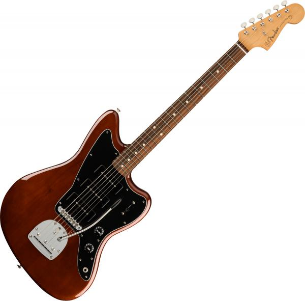 Guitare électrique solid body Fender Noventa Jazzmaster (MEX, PG) - Walnut