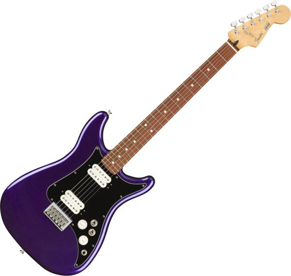 Guitare électrique solid body Fender Player Lead III (MEX, PF) - Metallic purple