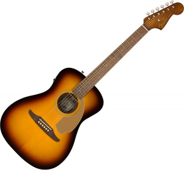 Guitare folk & electro Fender Malibu Player - Sunburst