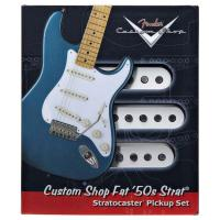 Pickups Custom Shop Fat 50 Strat Set