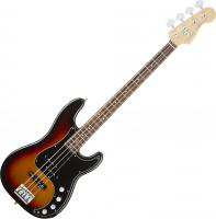 Basse électrique solid body Fender American Elite Precision Bass (USA, RW) - 3-Color Sunburst