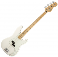Player Precision Bass (MEX, MN) - Polar white