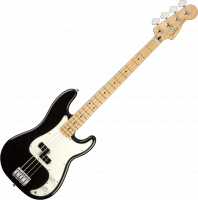 Player Precision Bass (MEX, MN) - Black