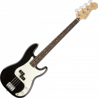 Player Precision Bass (MEX, PF) - Black