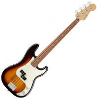 Player Precision Bass (MEX, PF) - 3-color sunburst