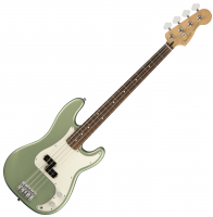 Basse électrique solid body Fender Player Precision Bass (MEX, PF) - Sage green metallic