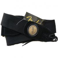Straps Cotton/Leather Oval Logo