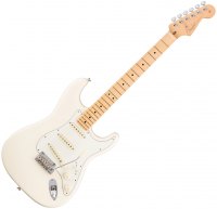 American Professional Stratocaster (USA, MN) - Olympic white