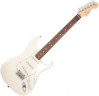 American Professional Stratocaster (USA, RW) - Olympic white