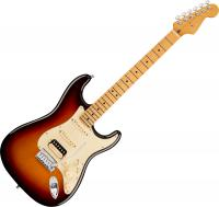 Guitare électrique solid body Fender American Ultra Stratocaster HSS (USA, MN) - Ultraburst