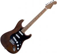 Guitare électrique solid body Fender American Vintage '56 Stratocaster Roasted Ash FSR Ltd - Natural