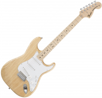 Guitare électrique solid body Fender Stratocaster Classic '70s Ash Japan (MN) - Natural