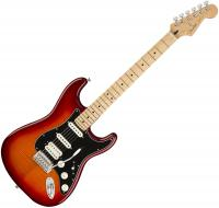 Player Stratocaster HSS Plus Top (MEX, MN) - Aged cherry burst