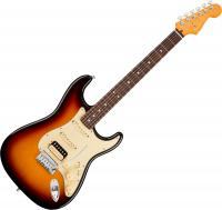 Guitare électrique solid body Fender American Ultra Stratocaster HSS (USA, RW) - Ultraburst