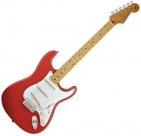 Classic Series '50s Stratocaster (MEX, MN) - Fiesta red