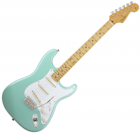 Guitare électrique solid body Fender Classic Series '50s Stratocaster (MEX, MN) - Surf green