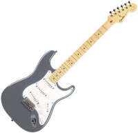 Guitare électrique solid body Fender Stratocaster Eric Clapton (USA, MN) - Pewter